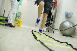 Sports injury recovery excercise